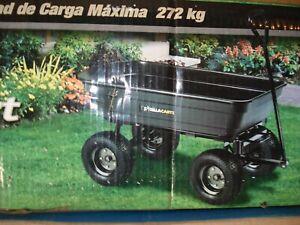 Gorilla Carts Garden Dump Cart / Brand NEW in Box