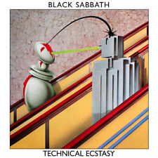 Black Sabbath-Technical Ecstasy Vinly LP Sticker or Magnet