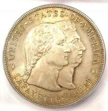 1900 Lafayette Silver Dollar $1 - ICG MS60 Details - Rare Certified BU Coin!