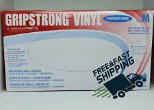 Medium Powder Free Gloves 100 Per Box Vinyl