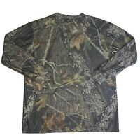 Red Head Mens Camoflauge Long Sleeve Breathable Mesh Hunting Shirt Size XL