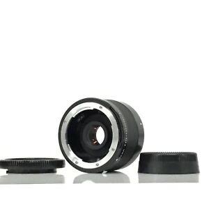 Nikon Teleconverter TC-200 2X w/ Caps from Japan [TK]