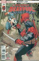 Despicable Deadpool #296 Marvel Comics 1st Print 2018 unread NM