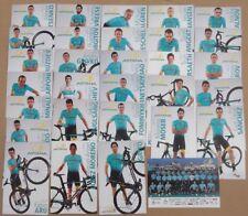 CYCLISME Jeu De Photo Astana Du TOUR DE FRANCE 2017