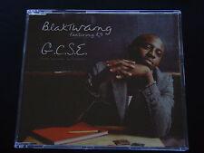BLAKTWANG feat. K9 - G.C.S.E. GHETTO CHILDREN SEX EDUCATION CD