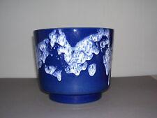 Übertopf Keramik Fat Lava 70er Jahre