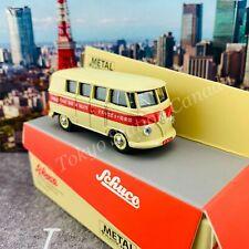 """Schuco 1/64 VW T1 Bus """"HK Public Light Bus"""" (Hong Kong Limited Edition) 45202130"""