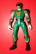 Ninja Storm Green Ranger : Power Rangers Action Figure Toy