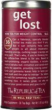 Get Lost Tea, The Republic of Tea, 36 tea bag