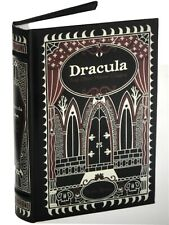 DRACULA & OTHER HORROR CLASSICS (Bram Stoker) Bonded Leather Collectible NEW