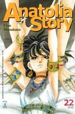 manga STAR COMICS ANATOLIA STORY numero 22