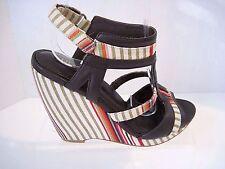 AURI DONNA Wedge Heel Sandals Size 36