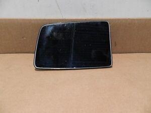 Glass Exterior Mirror Left Kadett E Original Vauxhall 1705226