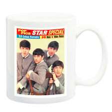 More details for the beatles pop star special cover poster mug