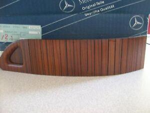 Genuine Mercedes Covering Right Zebrano W140 NEW