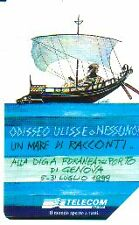 C&C N° F3124 - ODISSEO,ULISSE O NESSUNO -  10.000 - US