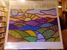 Sturgill Simpson High Top Mountain LP sealed vinyl  + mp3 download