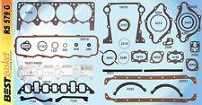 1956-1966 Dodge Plymouth Poly V8 277-301-303-313-318-326 Full Engine Gasket Set