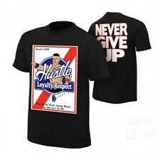 WWE  John Cena Hustle Loyalty Respect T- Shirt - Size Youth X Large