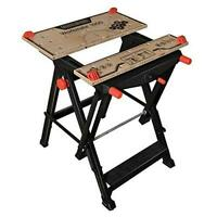 BLACK+DECKER Jig Saw Cordless Compact with Workmate Portable Workbench 350-Pound Capacity LPS7000 /& WM125