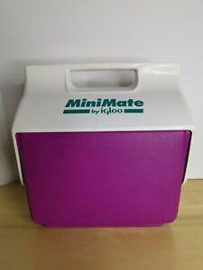 Igloo PlayMate Mini Personal Cooler Lunchbox Puple Mini Mate