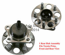 New Rear Wheel Hub Bearing Assembly Fits Toyota Prius With ABS Left or Right