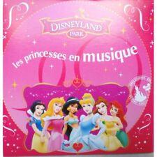 Disney Princess Music CD, Disneyland Paris Original      N:2700