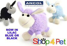 Ancol Small Bite ..Designed For a Puppy or Small Dog, Plush Soft Toy, Lilac Lamb