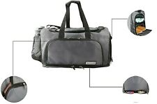 New Holdall Duffel Bag Tote Travel Weekend Overnight Sports Gym Hand Bag