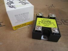 Philips ECG Solid State Relay RLYA25480 480 VAC 25 A Amp New