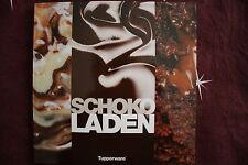 """TUPPERWARE Kochbuch """"Schokoladen"""" Rezepte Kochen Backen Kochheft Rezeptheft Buch"""