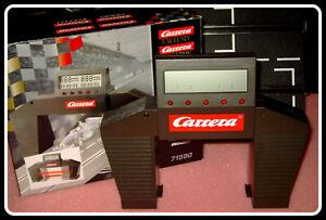 Carrera elektronischer Rundenzähler -Exclusiv Evolution Go Profi 132 124 -71590