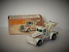 MATCHBOX SUPERFAST #66 TYRONE MALONE SUPERBOSS SINGLE FIN STRIPE MIB L BOX 1982