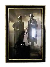 STARBOY Daft Punk & The Weeknd 20 x 30 Metallic Print Poster (NO FRAME)