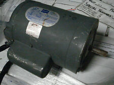 Doerr motor R603584AJ823, .75hp, 3500rpm, H56CZ frame, 208V, ODP, 1ph, 73228801S