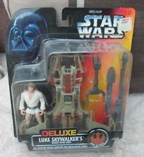 KENNER TOYS STAR WARS Luke Deluxe  Power of force figures 1998