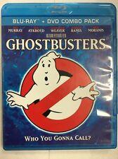 Ghostbusters (Blu-ray/DVD, 2009, 2-Disc Set) NO DIGITAL COPY