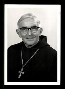 Adalbert Metzinger 1910-1984 Abt von Weingarten Original Signiert # BC 181244