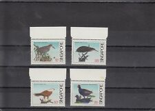 TIMBRE STAMP  4 SINGAPOUR  Y&T#432-35 OISEAU BIRD NEUF**/MNH-MINT 1984 ~B14