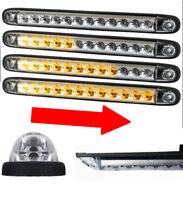 1x LED Klarglas  Dynamischer Blinker Blinklicht  12V 24V