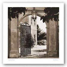 Giardino Mortola Alan Blaustein Art Print 20x20