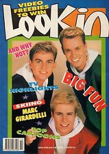 Look-In Magazine 10 March 1990     Big Fun     And Why Not?     Marc Girardelli