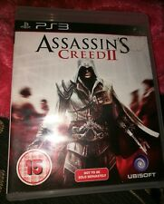Assassins Creed II 2 Sony Playstation 3 PS3 Juego