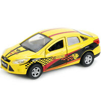 Ford Focus Sport Diecast Metal Model Car Toy Die-cast Cars