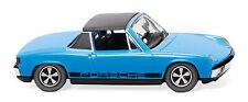 Wiking 079207 H0 VW Porsche 914 - hellblau