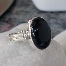 Onyx 21,0 mm) Ø 66 (Echtschmuck aus Sterlingsilber
