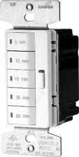 Eaton PT18M-W-K 1800-Watt 15-Amp 125-Volt 5-Button Minute Timer with Auto- Off,