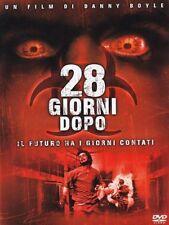 28 GIORNI DOPO DI DANNY BOYLE (DVD) NUOVO, ITALIANO, ORIGINALE