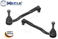 2 x MEYLE FRONT TRACK TIE ROD END ENDS BMW 5 SERIES E39 535i 540i M5 1996-2004