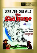 The Sad Horse 1959 (DVD) David Ladd, Chill Wills, Rex Reason - New!